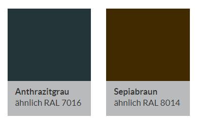 Vorzugsfarben Novoferm ISO 20 Aktion Frühjahr 2019