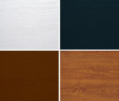 Teckentrup Farben Basispaket woodgrain