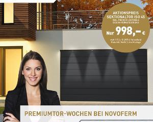 Novoferm Iso40 Herbst 2019